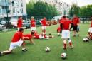 Czech Team trains for miniEURO