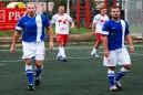 Czech Republic plays Croatia