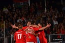 Hungary celebrate second win in a row